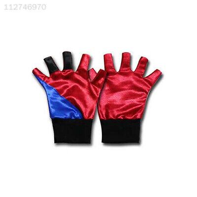 ABC1 Suicide Squad  Harley Quinn Für  Glove  Cosplay Zubehör Kostüm Party - Abc Party Kostüm