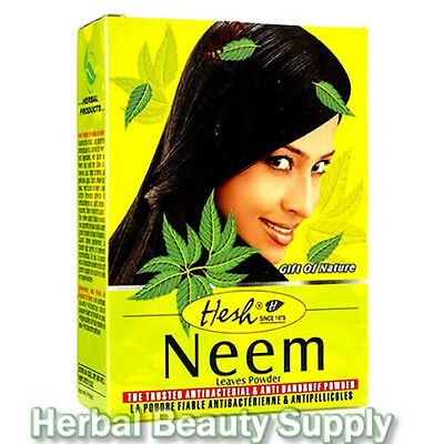 2 x 100g Hesh Neem Powder Skin Care For Acne Pimples Blemishes Scars USA SELLER