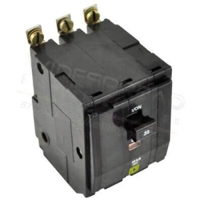 Siemens Q320 3p 20a 240v Type QP Circuit Breaker Used 1yr Warranty