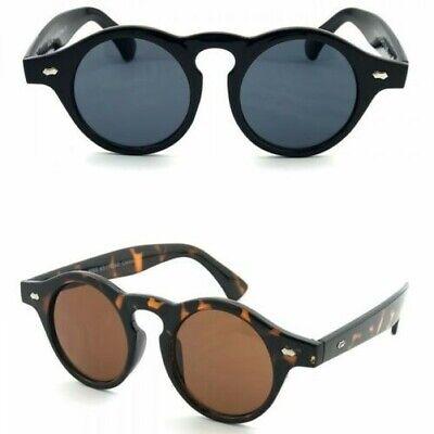 Sonnenbrille KISS MOD. Dick Steampunk Mann Frau Stil MOSCOT Runde retro