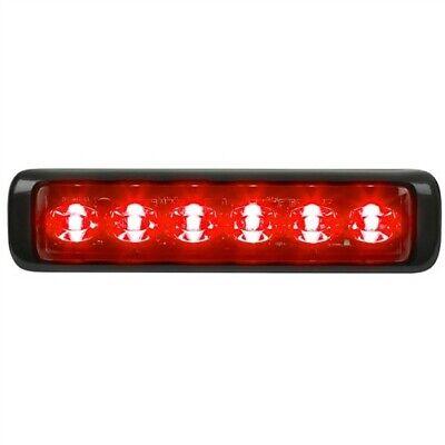 Federal Signal Mps600u-rr Red