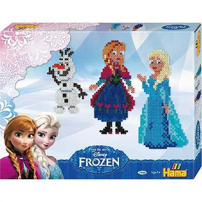 Hama 7946 - 4000 Bügelperlen Geschenkpackung Frozen Kreativset Steckplatte NEU