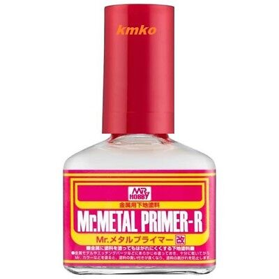 Mr.Hobby Color Gunze MP 242 Mr.Metal Primer R 40ml  NEU OVP ()