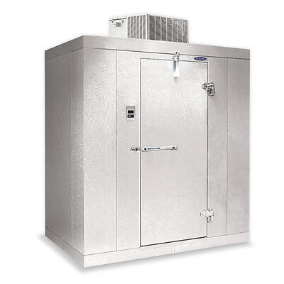 Norlake Nor-lake Walk In Cooler 6 X 6 X 67h Klb66-c Self-contained Wfloor