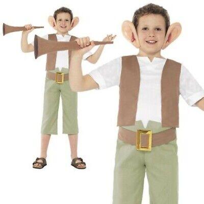 Kinder Jungen Offiziell Bfg Groß Freundlich Riese Buchwoche Verkleidung - Freundliche Kostüm Kinder