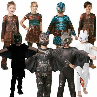 Kinder Drachenzähmen Leicht Gemacht 3 Astrid Schluckauf Licht - Boys Kinder Kostüme