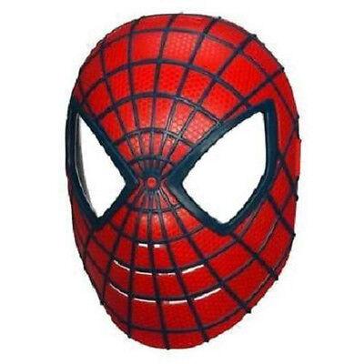 Amazing SPIDER-MAN MASK Costume Party Fun Pretend Play Boy 5+ MARVEL HERO - Amazing Batman Costume