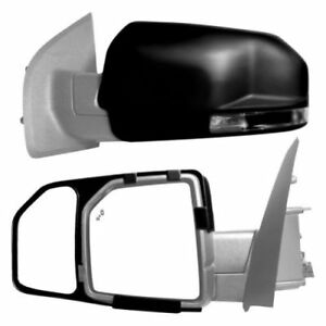 K Source  Towing Mirror Extension Snap On Only Set Of  For Ford