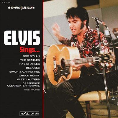Elvis Presley / Elvis Sings... - Red Vinyl 2LP 180g RSD 2015