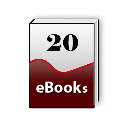 20 Ebooks (Karrierestrategien) im PDF Format - Master Reseller Lizenz