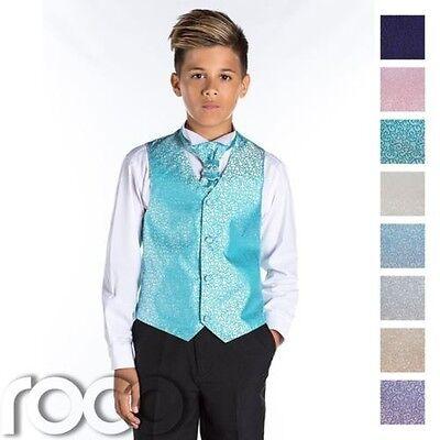 Pagenjunge Anzug, Jungen Hochzeitsanzüge, Weste Formeller Anzug
