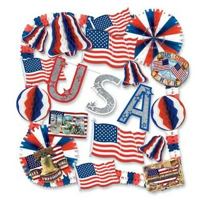 4th of July Party Favors & Decorations--Buy 1 Get 1 25% Off (Add 2 to Cart) (1 2 Off Halloween Decorations)