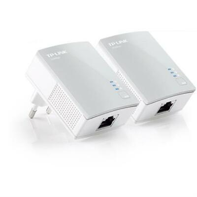 Powerline (TP-Link TL-PA4010KIT Nano Powerline Adapter 500Mbps Fast Ethernet refurbished)