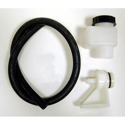 Wilwood 260-10500 Remote Fill Master Cylinder Reservoir Kit Plastic 4.0 oz