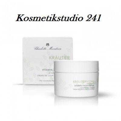 KRÄUTERVITAL Vitamin Tagescreme , Creme Tag Charlotte Meentzen ()