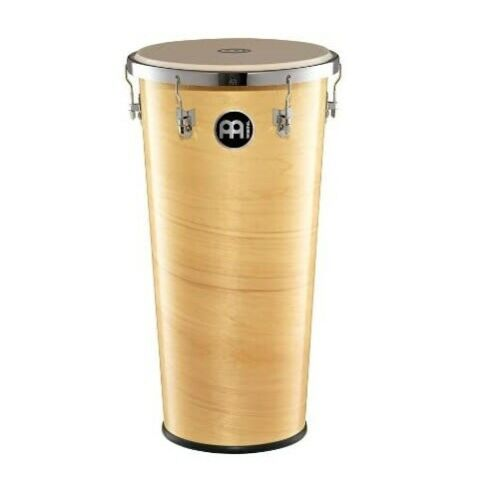 Meinl Percussion - 14 x 28 inch Natural High Gloss Finish Timba - TIM1428NT