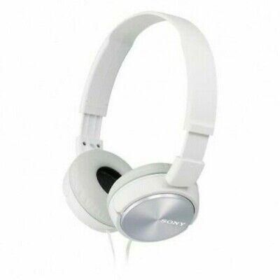 SONY MDR-ZX310 Blanco Auriculares Arqueado