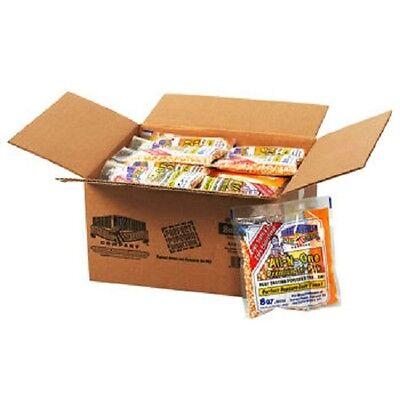 Great Northern 40 Portion Packs X 8 Oz   320Oz Unpopped Premium Popcorn   Fresh