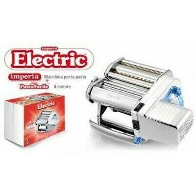 Imperia 650 Máquina Pasta Con Motor Pastafacile Eléctrico