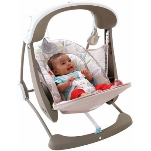 baby swing seat portable newborn girl boy