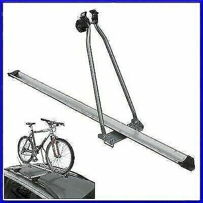 Puerto Bicicleta De Techo Universal Superior Bike Todo Acero Para Barras