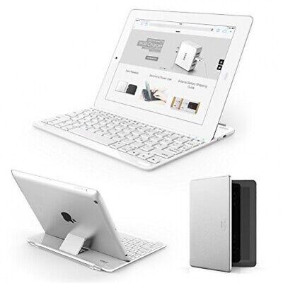 Anker Ultra-Thin Deutsche Bluetooth Tastatur Keyboard Case / Cover für Apple