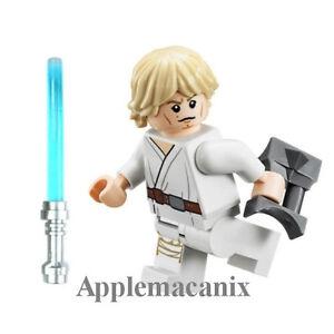 NEW LEGO Star Wars 75052 Mos Eisley Cantina LUKE SKYWALKER Minifigure Figure &LS