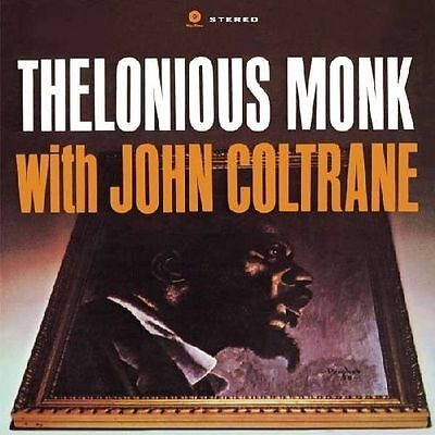 Thelonious Monk With John Coltrane - Vinyl LP 180g