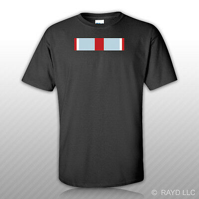 Air Force Recognition Ribbon T-Shirt Tee Shirt Free Sticker usaf active duty