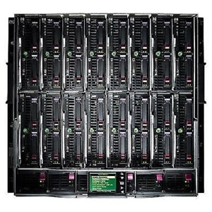16-x-HP-ProLiant-BL460c-e-w-2x-Quad-Core-Xeon-L5420-2-5Ghz-BL-c7000-Blade-Server