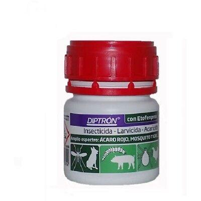 Insecticida larvicida acaricida Diptron 100 Ml