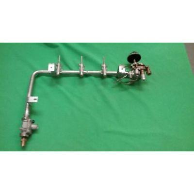 Suburban MFG 521103 RV Replacement Component Stove Manifold Kit w/ Control Knob
