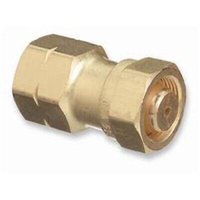 Prostar By Praxair Prs27104 Brass Acetylene Cylinder Adapter Cga-520 To Cga-510
