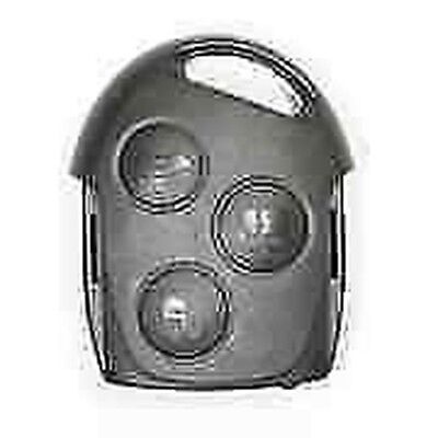 FORD C-MAX FIESTA REMOTE FOB KEY CASE SHELL + RUBBERS