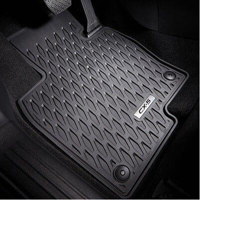 NEU Fußmatten Mazda CX-5 KE Skyactive Velour Original Qualität Automatten 4-tlg