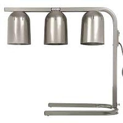 Nemco 6000a-3 Triple Bulb Adjustable Height Countertop Bulb Warmer