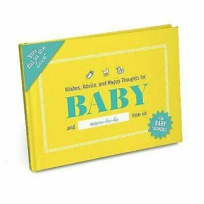 Knock Deseos, Advertencia, y Feliz Pensamientos para Bebé Fill en Love Diario
