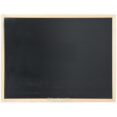 Bartl 101225 - Kreidetafel groß, Schultafel 80 x 60 x 2 cm Schule spielen Malen