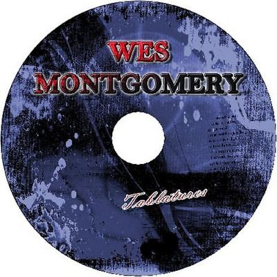 WES MONTGOMERY JAZZ GUITAR TAB CD TABLATURE BEST OF GREATEST HITS MUSIC