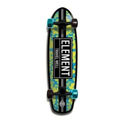 ELEMENT Cruiser Skateboard RATTLER MAHALO Complete 7.75 in x 27.25 in