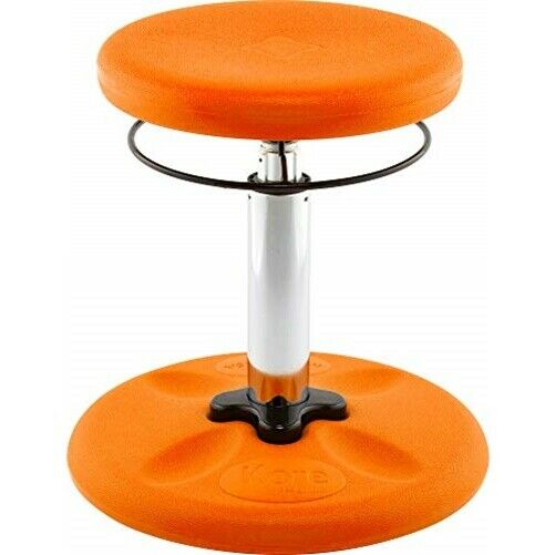 Kore Kids Adjustable Standard Wobble Chair 14-19 Orange