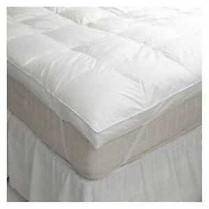 "Hotel Quality 3"" 7 5cm Deep Mattress Topper All Sizes"