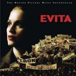 EVITA CD=COMPLETE 2 DISC CD SOUNDTRACK=BRAND NEW NOT SEALED