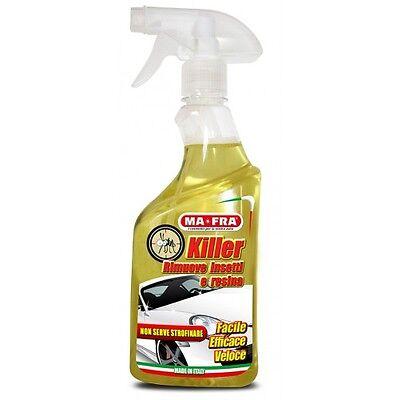 Rimuovi moscerini e insetti 500 ml MA-FRA KILLER 1pz