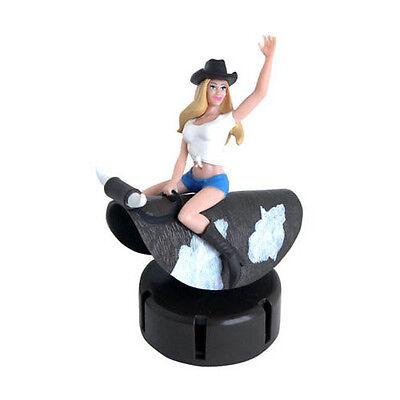 Dashboard Cowgirl: Sunny- Fun Dashboard Ornament- Cowgirl Dancer- Car or Truck