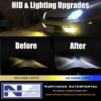 HID KITS and LED LIGHT UPGRADES!!! AMAZING PRICING!!!