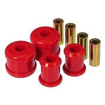 Acura Red Bushings - Prothane 01-05 Honda Civic / 02-06 Acura RSX Lower Control Arm Bushings (Red)