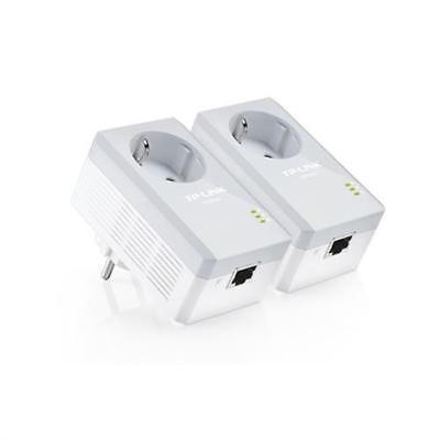 TP-Link TL-PA4010PKIT AV500 Powerline KIT Adapter +Steckdose 2er Set refurbished