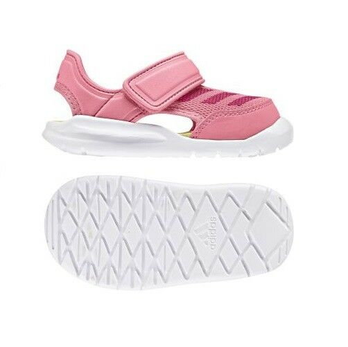 Adidas Forta Swim, Akwah Kinder Sandale Badelatschen Badeschuhe, AC8299