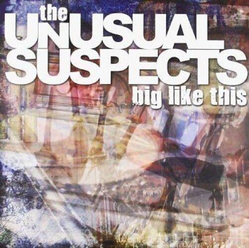 The Unusual Suspects Big Like This CD NEW SEALED 2010 Scottish Folk